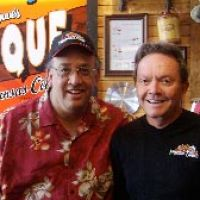 Famous Dave & Willie Thiesen, restaurant legend, Founder of Godfather's Pizza & Famous Dave's Franch