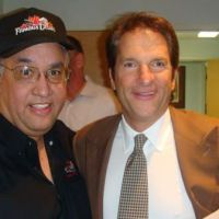 Famous Dave with Peter Guber, Founder of Polygram Entertainment, CEO of Sony Pictures